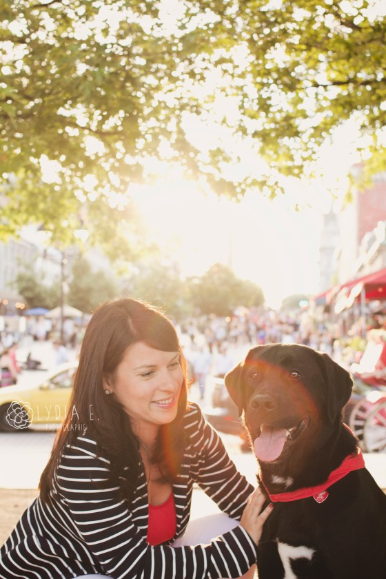 6 Amelie and Spencer Mira Dog_Real love